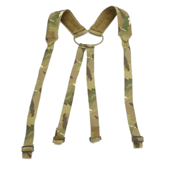 Military Suspenders PNG Image
