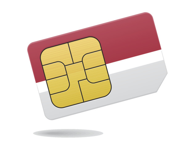 Sim Card  Clipart PNG Image