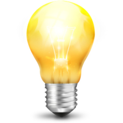 Light Bulb Picture PNG Image