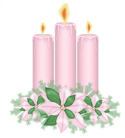 Candles Clipart - Download on PNGPX
