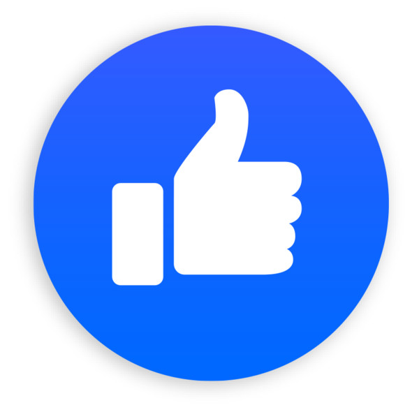 Reaction Like Icons Button Chemical Computer Facebook PNG Image