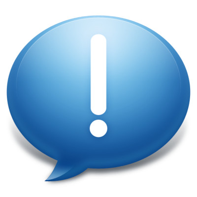 Blue Electric Symbol Computer Chat Icon PNG Image