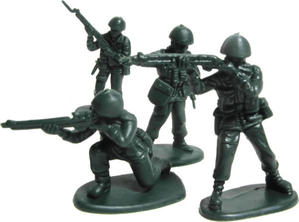 Toy Soldiers PNG Image