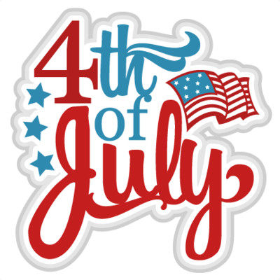 Happy Fourth Of July Sticker PNG Image