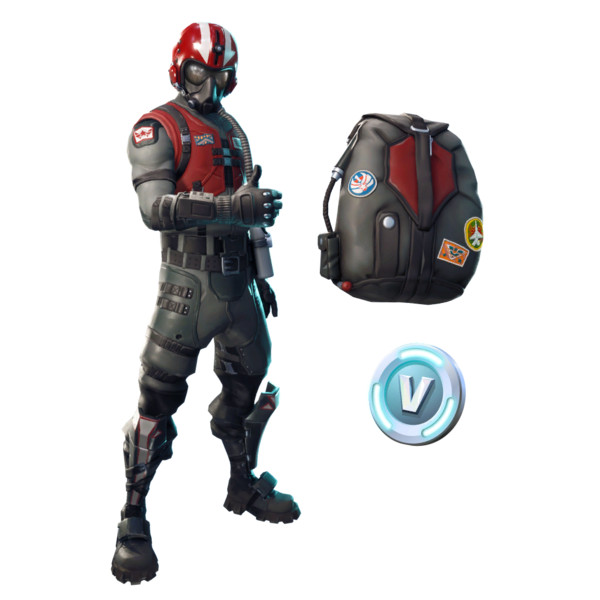 Protective Equipment Personal Royale Game Figurine Fortnite - Download on PNGPX