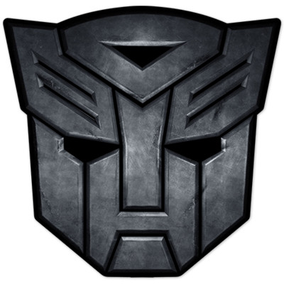 Transformers logo  - Download on PNGPX