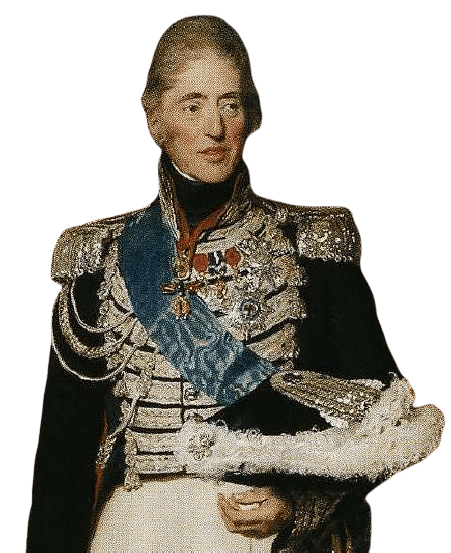 King Charles X of France Painting - Download on PNGPX