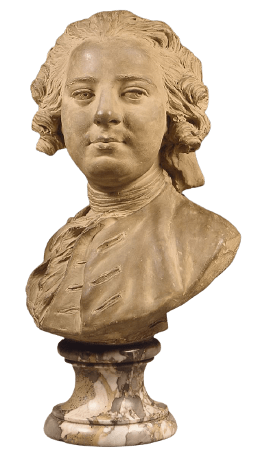 Bust of a Man 18th Century - Download on PNGPX
