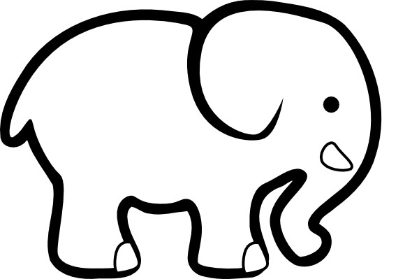 White Elephant   - Download on PNGPX