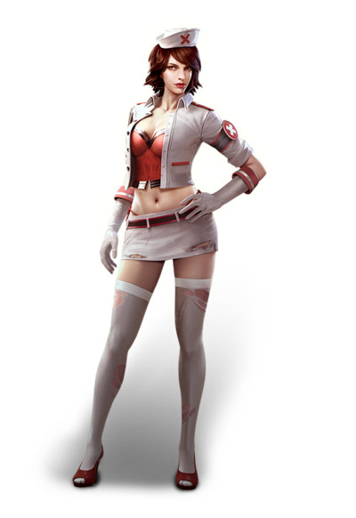 Fire Garena Game Figurine Video Costume - Download on PNGPX