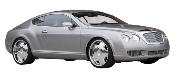 Continental Gt Bentley - Download on PNGPX