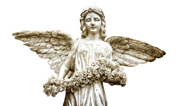 Statue Angel - Download on PNGPX