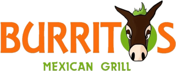 Burritos Mexican Grill Logo PNG Image