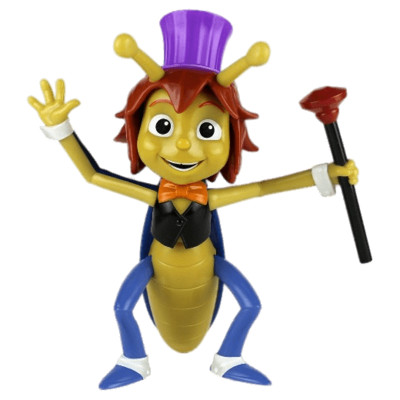 Beat Bugs Character PNG Image