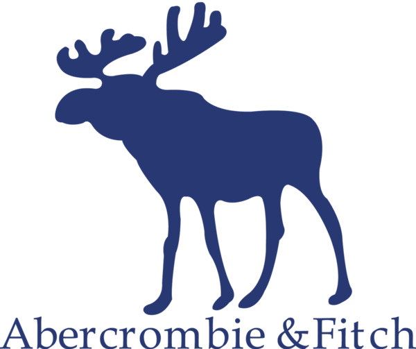 Abercrombie & Fitch Moose Logo PNG Image