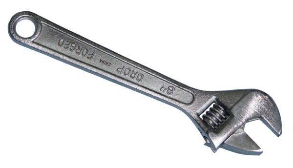 Wrench Picture  PNG Image