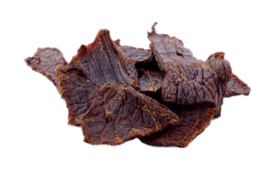 Pieces Of Beef Jerky PNG Image