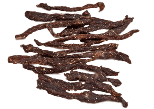 Long Strips Of Beef Jerky PNG Image