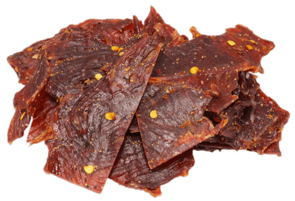 Spicy Beef Jerky PNG Image