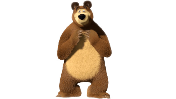 The Bear PNG Image