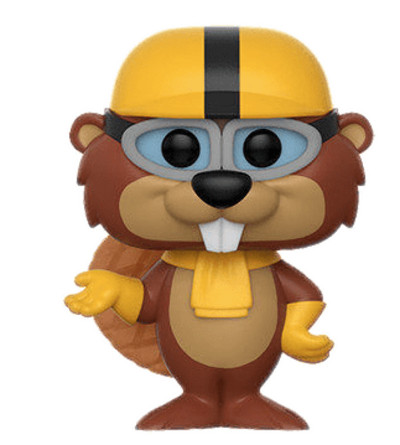 Sawtooth the Beaver Funko Pop PNG Image