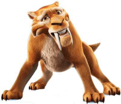Ice Age Jared PNG Image