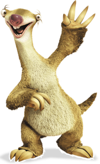 Ice Age Sid PNG Image