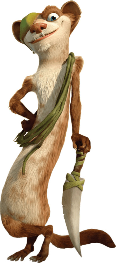 Ice Age Buck PNG Image