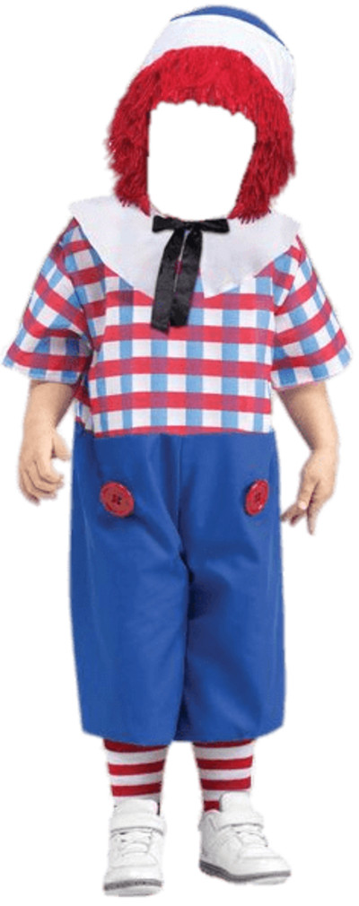 Costume Clown PNG Image