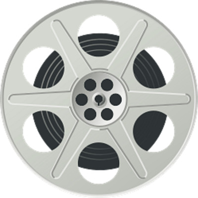 Movie Reel Clipart PNG Image