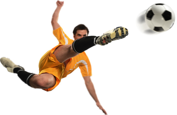 Football player  PNG Image