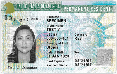 Green card  - Download on PNGPX