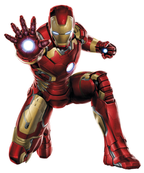 Ironman  - Download on PNGPX