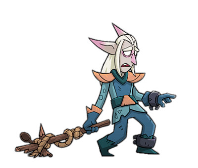 Almost A Hero Character Elf PNG Image