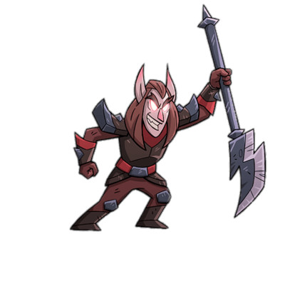 Almost A Hero Character Corrupted Elf PNG Image