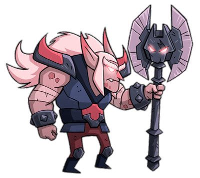 Almost A Hero Character Elf Boss PNG Image
