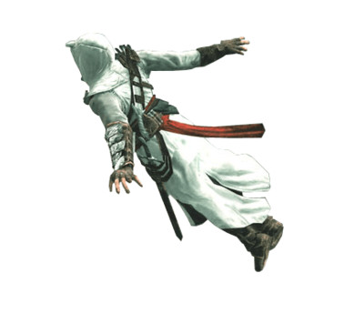 Assassins Creed Flying PNG Image