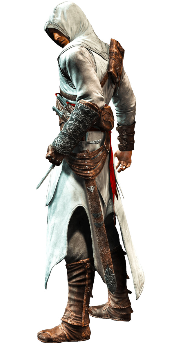 Assassins Creed Sideview PNG Image