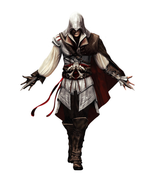 Assassins Creed Center Face PNG Image