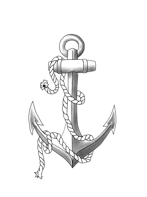 Anchor Tattoos  Clipart - Download on PNGPX