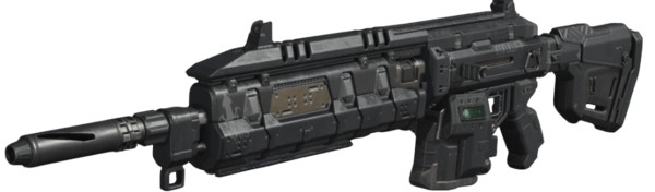 Black Ops 3 Weapon PNG Image
