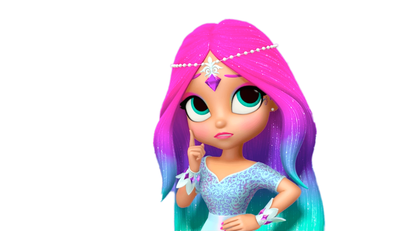 Shimmer and Shine Imma - Download on PNGPX
