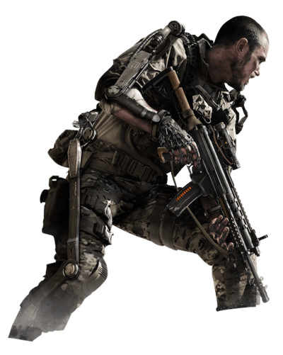 Call Of Duty Right PNG Image