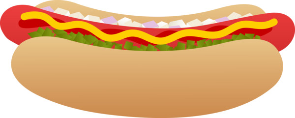 Hot Dog   - Download on PNGPX