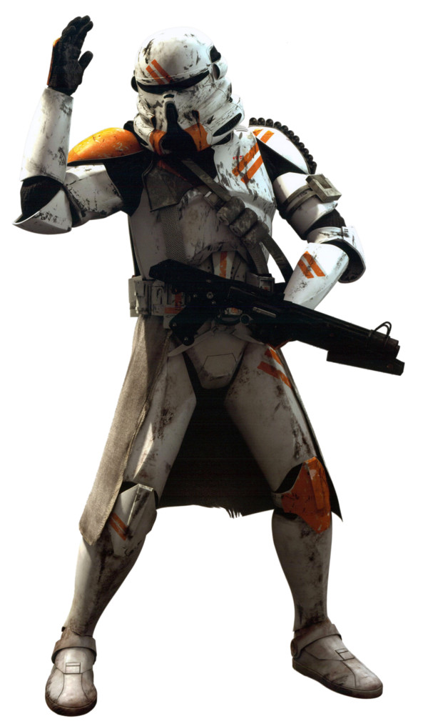 Star Clone Character Wars Fictional Figurine Stormtrooper PNG Image