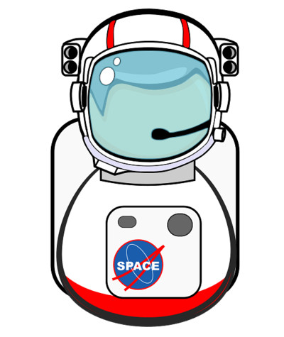 Astronaut Icone PNG Image